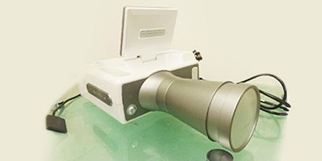 往診用デジタルレントゲン
